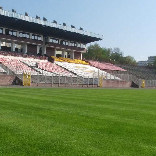 Stadiony – galeria